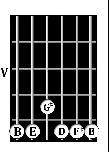 E<sup>9</sup> chord diagram