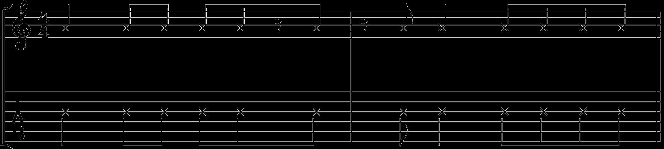 Guitar String Scratching Exercises Hub Guitar