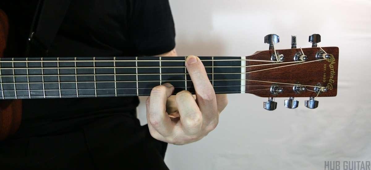 fingerstyle beginner lesson hub guitar. Black Bedroom Furniture Sets. Home Design Ideas