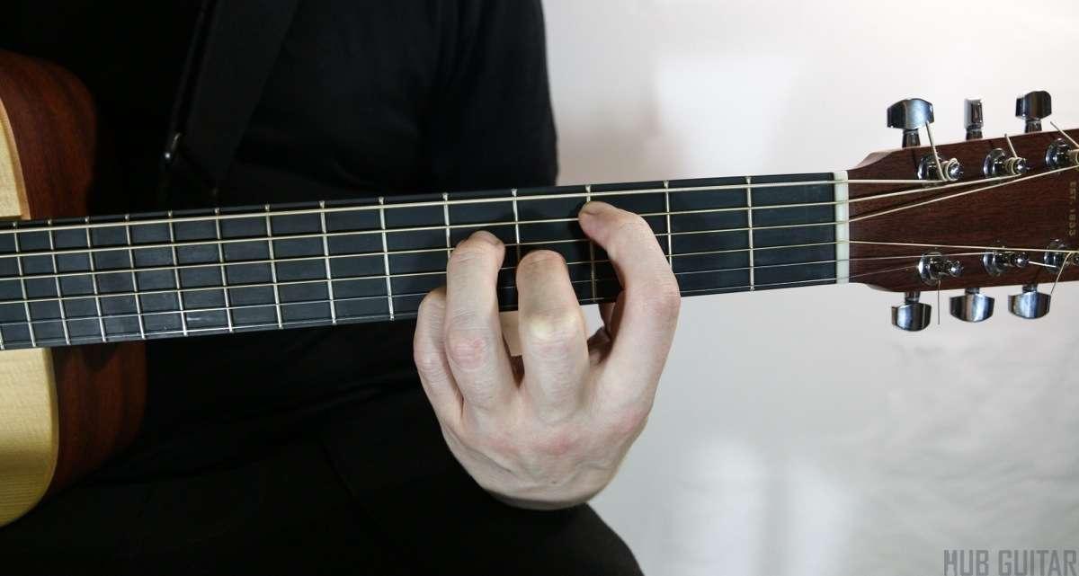 Advanced Jazz Barre Chords Part 2 Hub Guitar