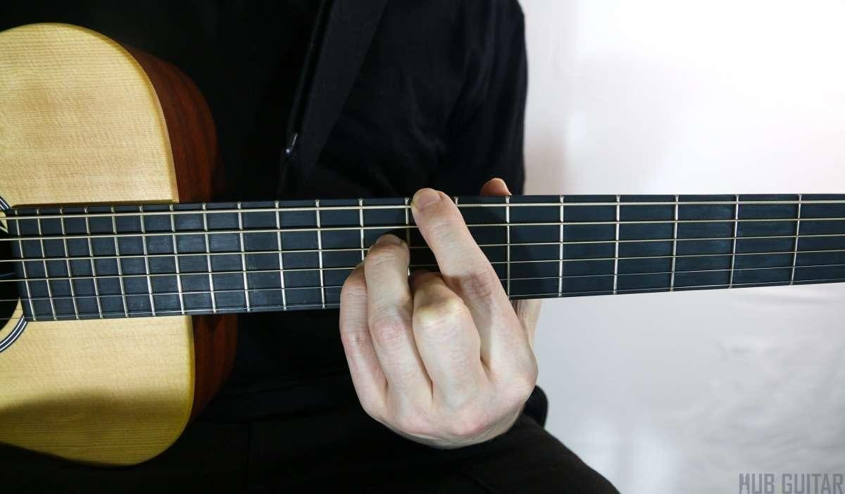 Advanced Jazz Barre Chords Hub Guitar