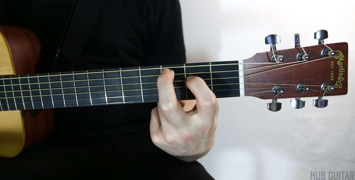 Guitar Chords for Beginners | Hub Guitar