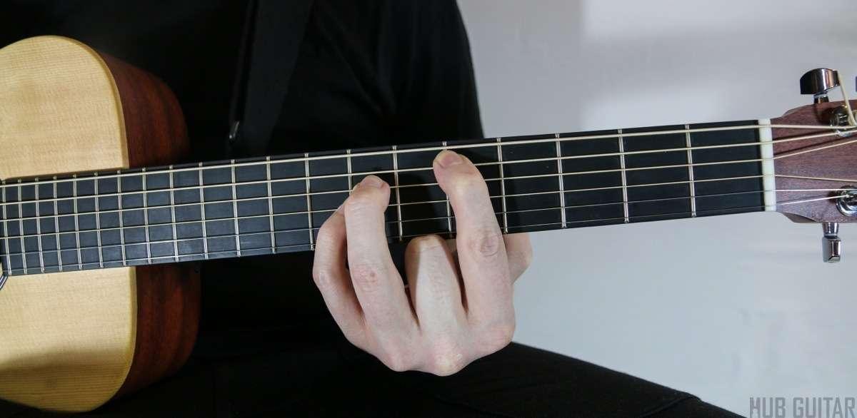 Power Chord Technique Lesson Hub Guitar