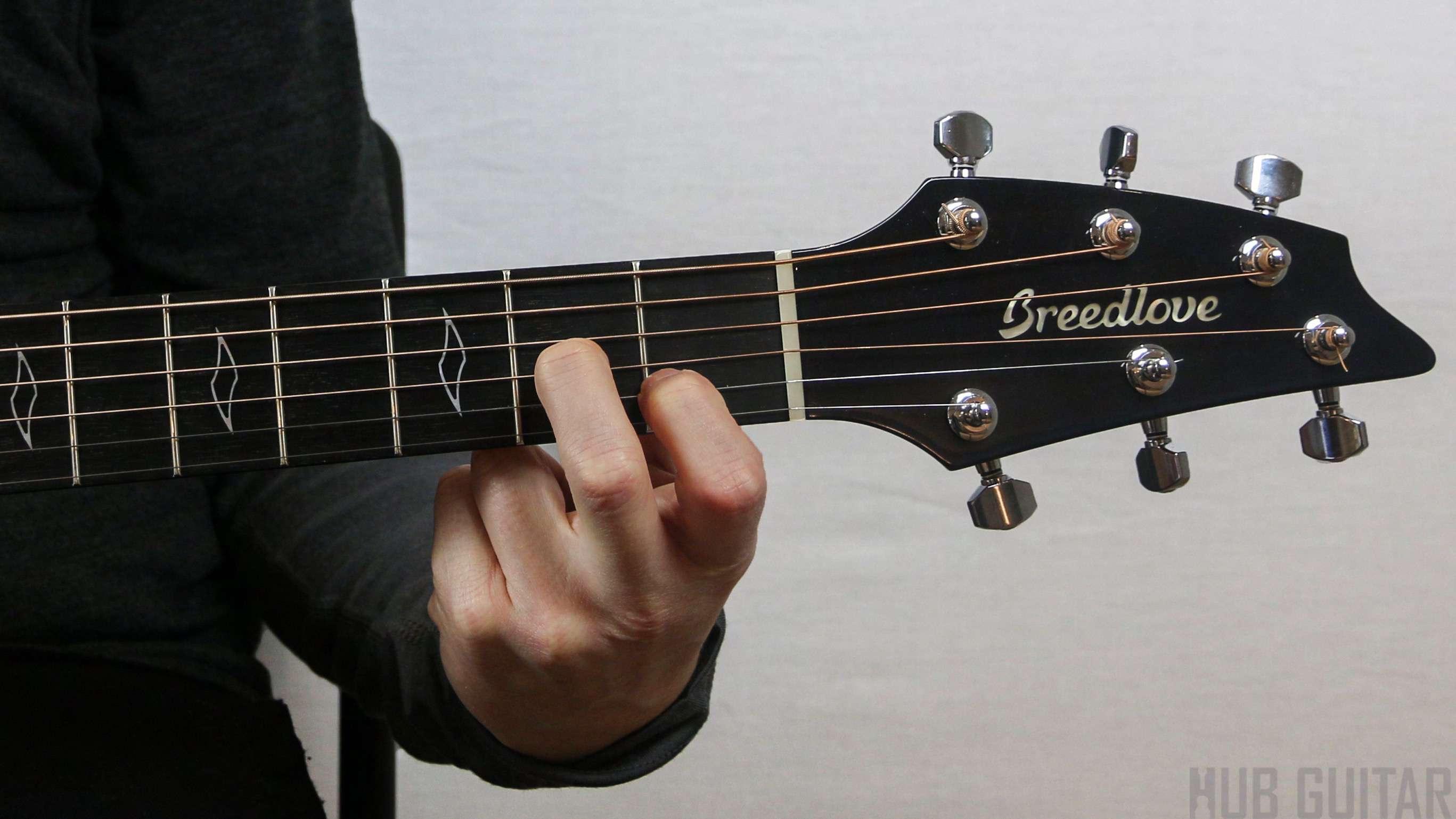 Comprehensive List Of 2-Finger Chords For Guitar  Hub Guitar-8500