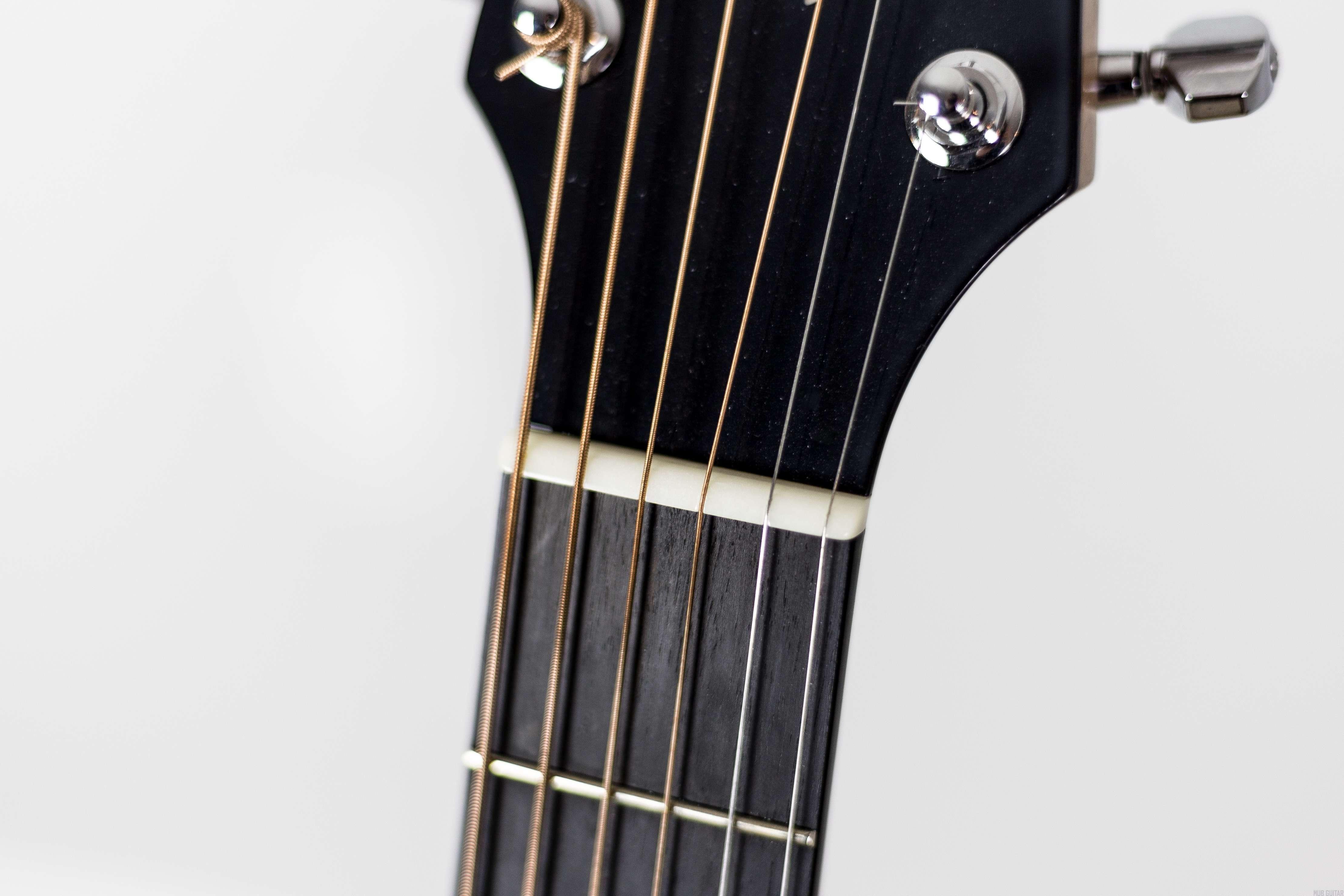 Basic Guitar Anatomy Hub Guitar