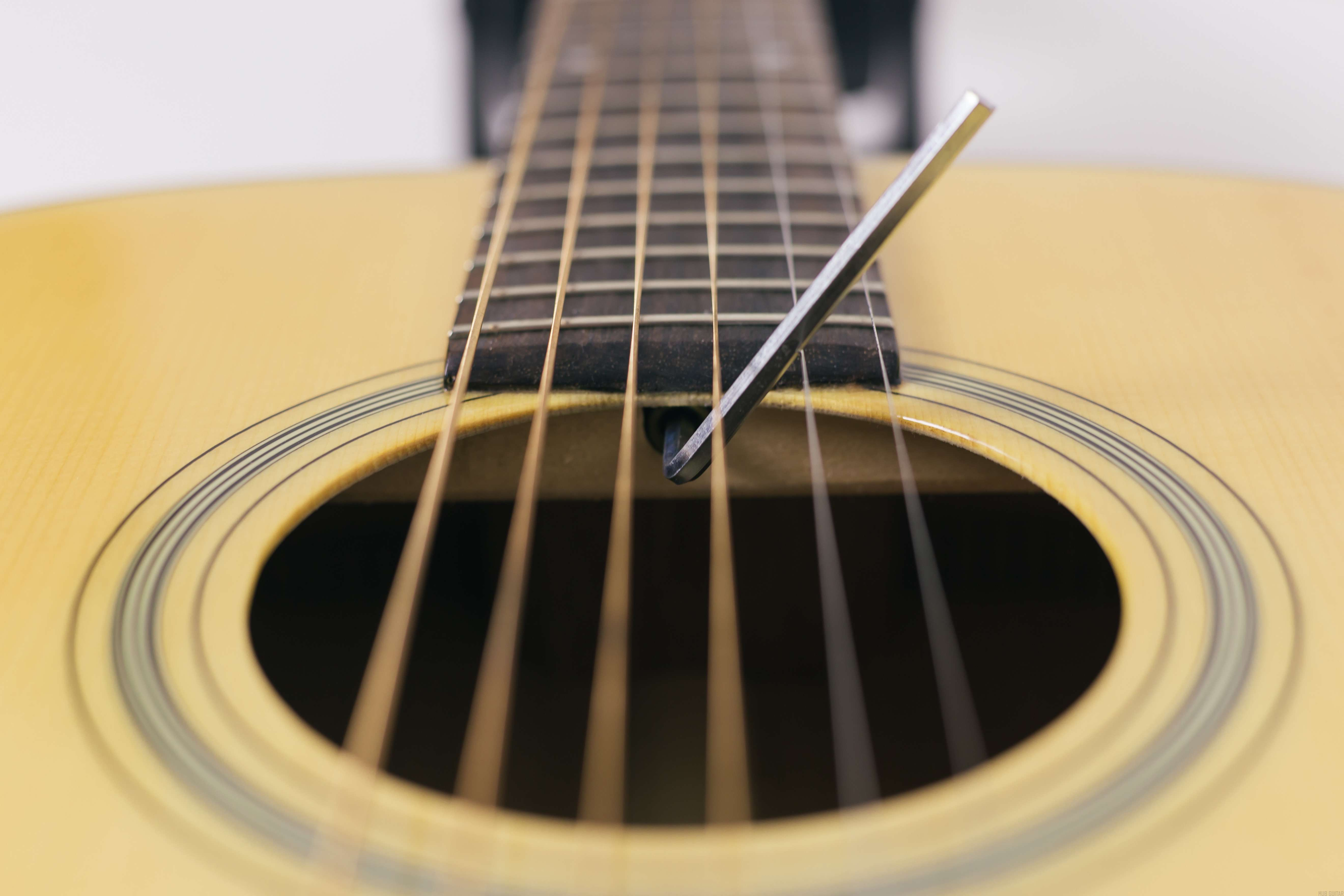 Common Setup Problems Affecting Beginners Hub Guitar Wiring Issues The Truss Rod Is Often Adjusted By Inserting A Wrench Through Soundhole