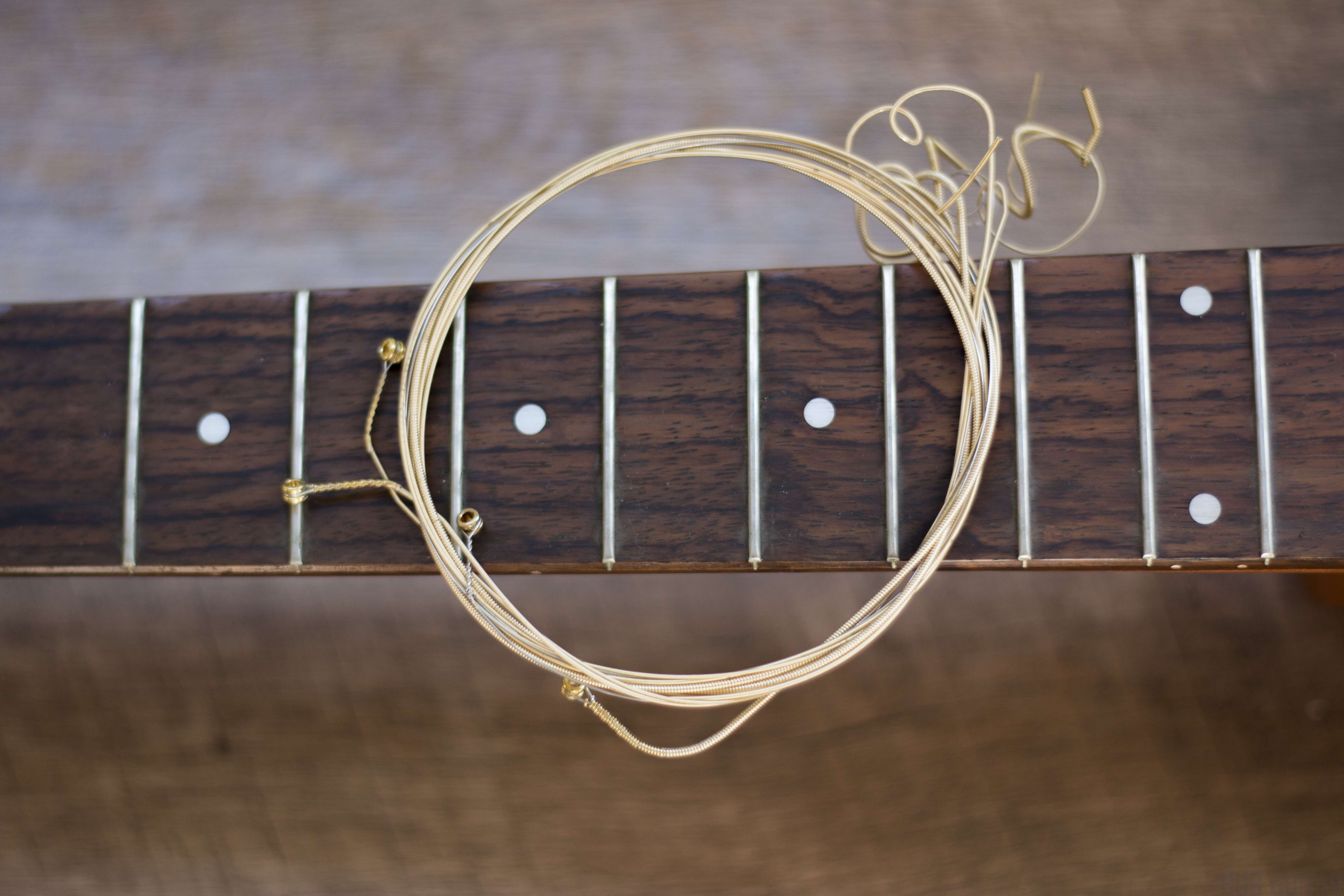 How To Change Your Guitar Strings