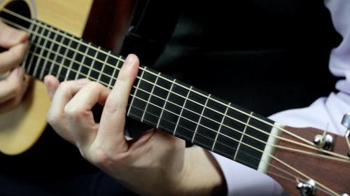 How To Play Barre Chords Introduction Hub Guitar